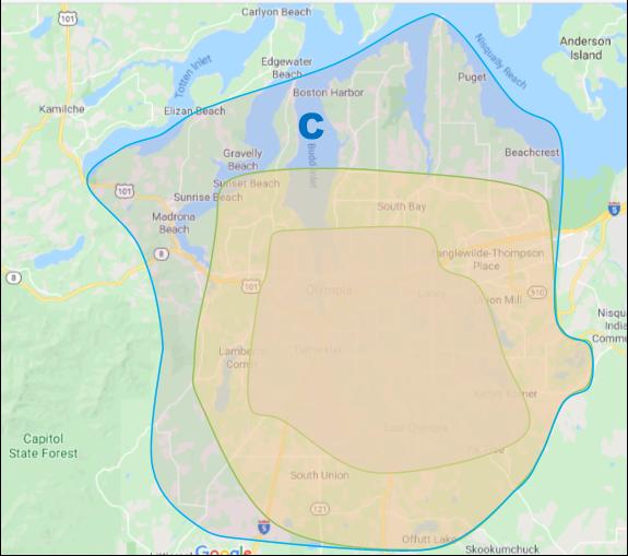 Map Zone C